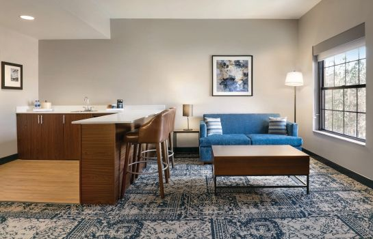 Suite Four Points by Sheraton Raleigh Arena
