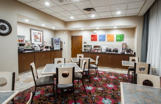 Restaurant Holiday Inn Express & Suites BUFFALO DOWNTOWN