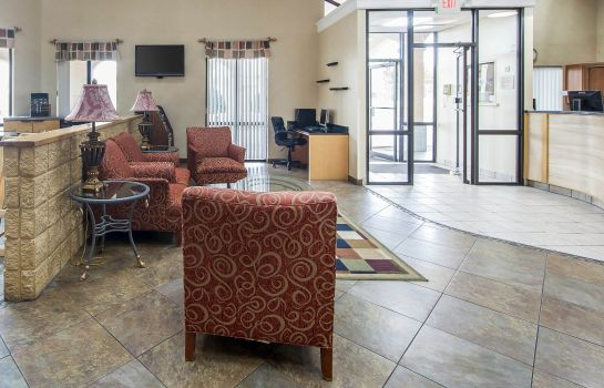Hotelhalle Quality Suites Chattanooga