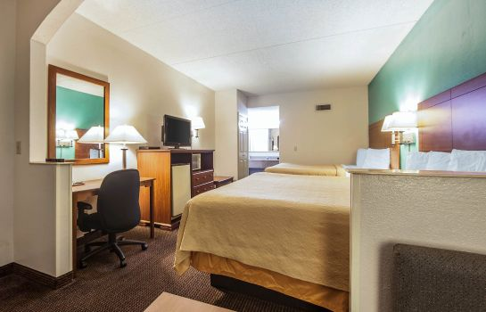 Zimmer Quality Suites Chattanooga
