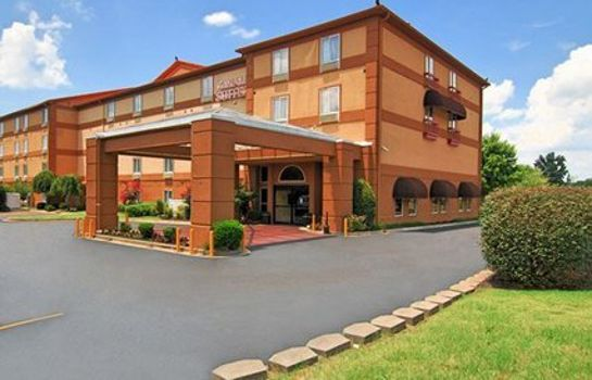 Vista esterna Quality Suites I-240 East-Airport