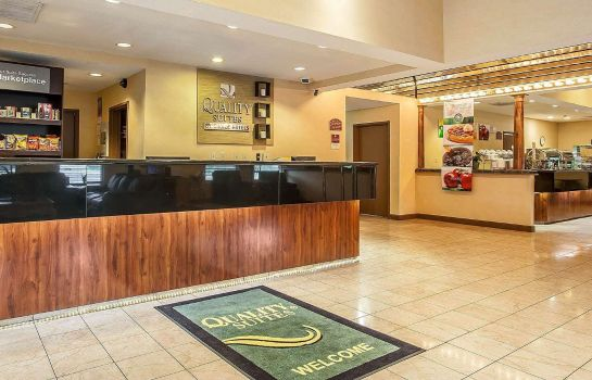 Hol hotelowy Quality Suites I-240 East-Airport