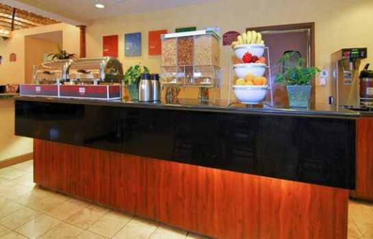 Restaurant Quality Suites I-240 East-Airport
