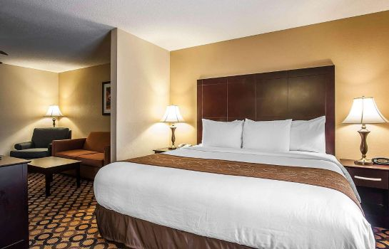 Chambre double (confort) Quality Suites I-240 East-Airport