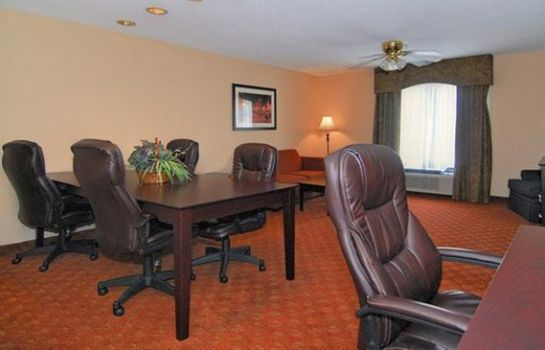 Chambre Quality Suites I-240 East-Airport