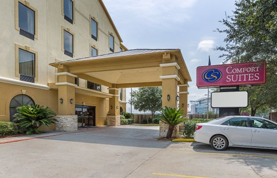 Außenansicht Comfort Suites near Texas Medical Center - NRG Stadium