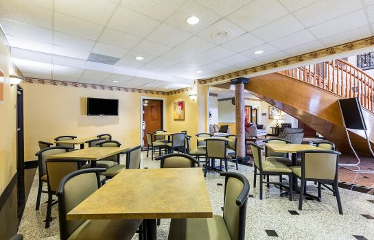 Restaurant Comfort Suites near Texas Medical Center - NRG Stadium