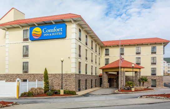 Vista esterna Comfort Inn and Suites