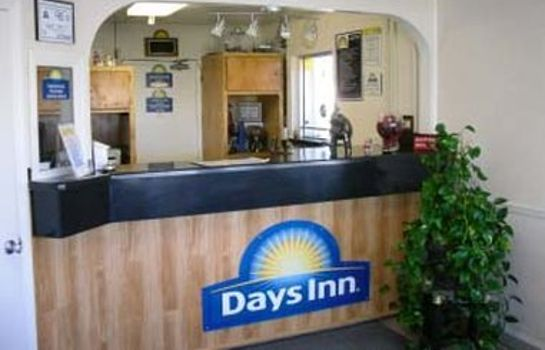 Außenansicht DAYS INN GREENVILLE