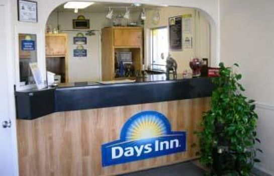 Hotelhalle DAYS INN GREENVILLE