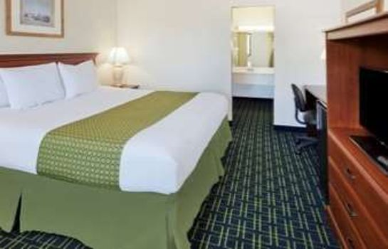 Zimmer DAYS INN CHATTANOOGA-RIVERGATE
