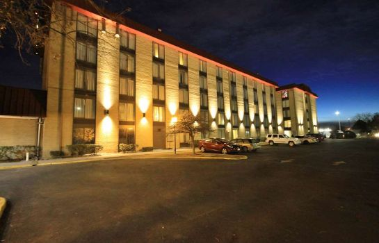 Widok zewnętrzny Best Western Plus Executive Residency Denver-Stapleton Hotel