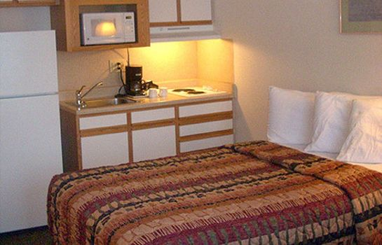 Pokój Best Western Plus Executive Residency Denver-Stapleton Hotel