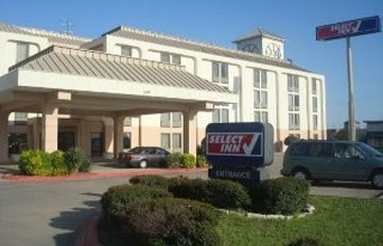 Exterior view Days Inn  Lewisville