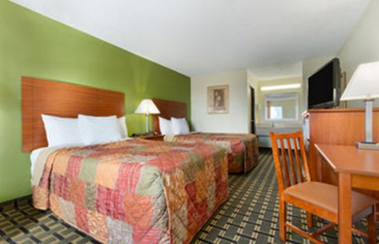 Zimmer DAYS INN CHATTANOOGA LOOKOUT M