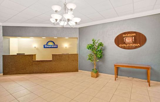 Hall de l'hôtel DAYS INN ORLANDO AIRPORT