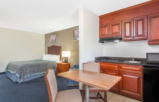 Chambre PENTAGON DAYS INN ARLINGTON