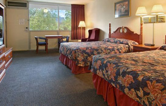 Chambre DAYS INN ARLINGTON PENTAGON