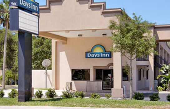 Vista esterna DAYS INN DAYTONA BCH DOWNTOWN