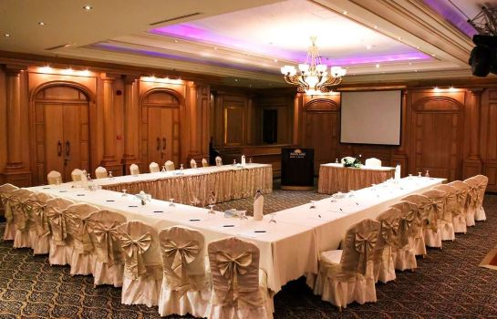 Conference room Days Inn by Wyndham Hotel Suites Amman
