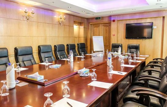 Congresruimte DAYS INN HOTEL SUITES AMMAN