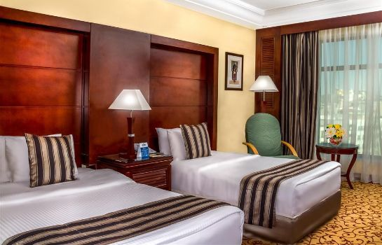 Kamers DAYS INN HOTEL SUITES AMMAN