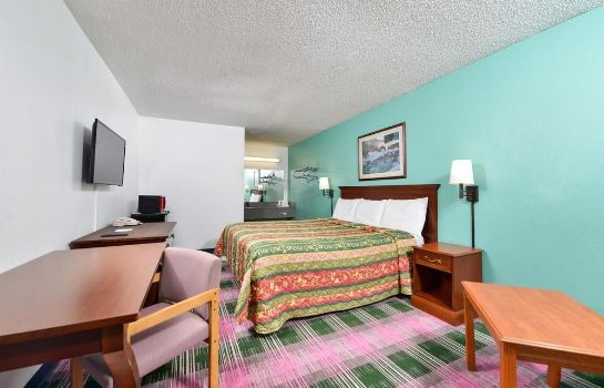 Pokój standardowy Americas Best Value Inn-Indy South