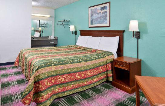 Pokój Americas Best Value Inn-Indy South