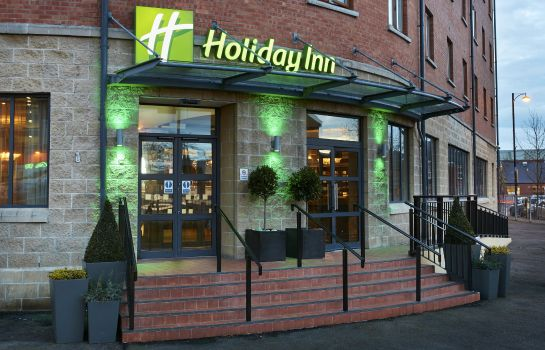 Außenansicht Holiday Inn BELFAST CITY CENTRE