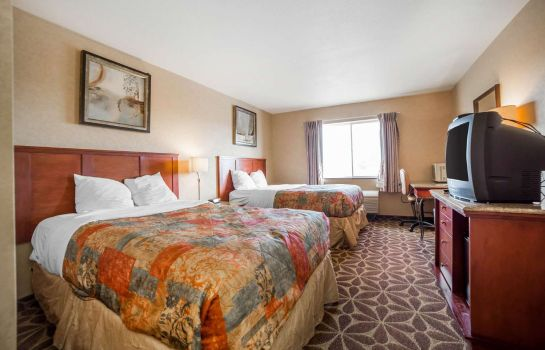 Tweepersoonskamer (comfort) RODEWAY INN AND SUITES NAMPA
