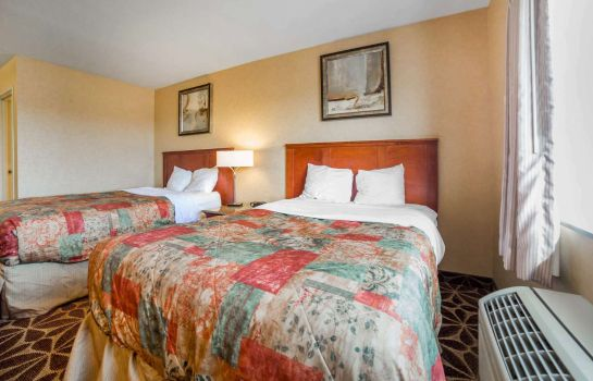 Chambre double (confort) Rodeway Inn & Suites Nampa