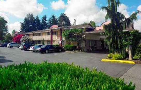 Außenansicht DAYS INN SEATTLE SOUTH TUKWILA