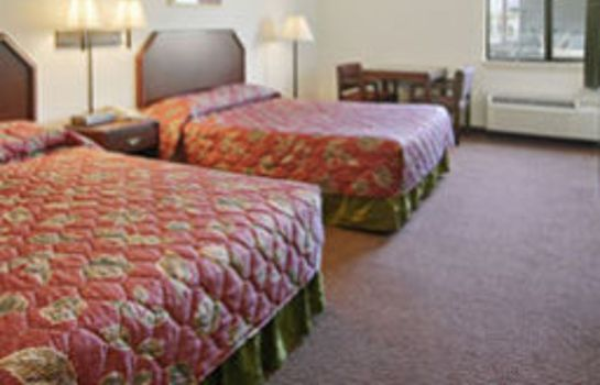 Zimmer DAYS INN FORT WORTH-STOCKYARDS