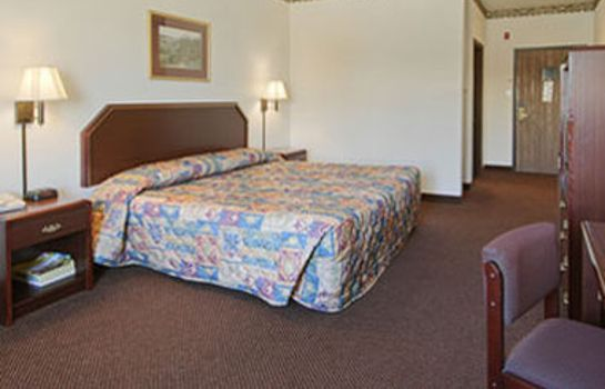Zimmer DAYS INN FORT WORTH STOCKYARDS