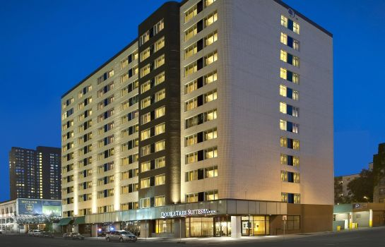 Außenansicht DoubleTree Suites by Hilton Minneapolis
