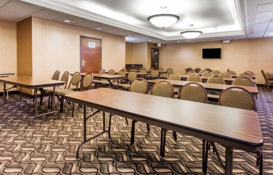 Conference room Comfort Inn & Suites Memphis