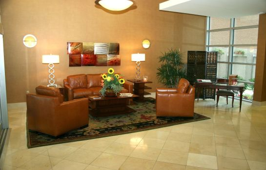 Lobby DoubleTree Club by Hilton Buffalo Downtown