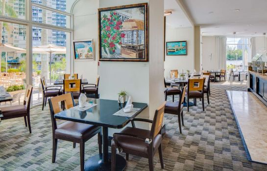 Restaurant GALLERYone - a DoubleTree Suites by Hil