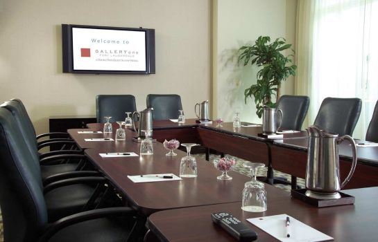 Conference room GALLERYone - a DoubleTree Suites by Hilton Hotel