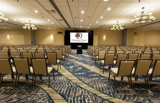 Conference room DoubleTree by Hilton Berkeley Marina