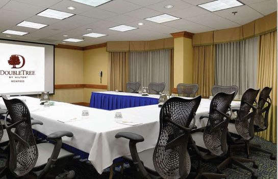 Conference room DoubleTree by Hilton Hotel Memphis