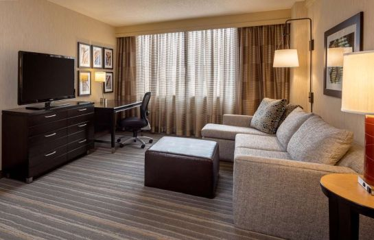 Chambre DoubleTree Suites by Hilton Minneapolis