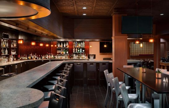 Hotel bar DoubleTree by Hilton Minneapolis - Park Place