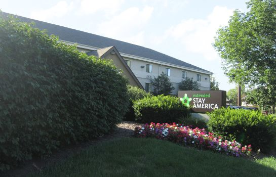Außenansicht Extended Stay America E Columb
