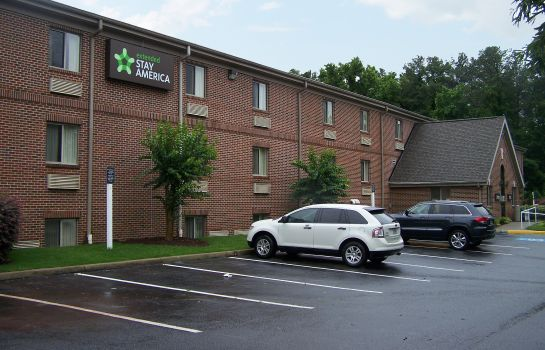 Exterior view Extended Stay America Stonerid
