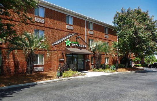 Exterior view Extended Stay America Northwoo