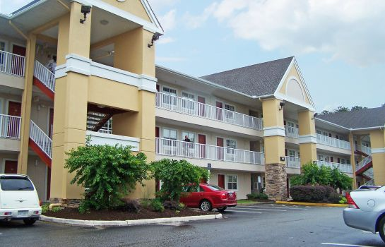 Exterior view Extended Stay America W Columb
