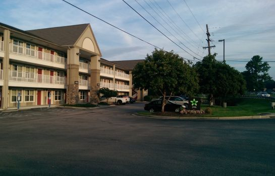 Außenansicht Extended Stay America Roanoke
