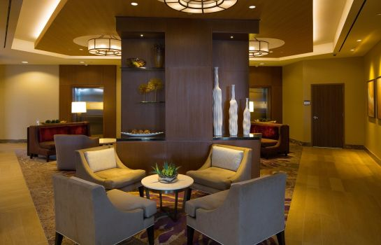 Hotelhalle DoubleTree by Hilton Irvine - Spectrum