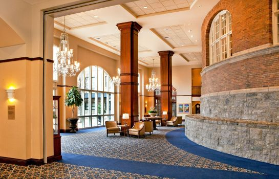 Hotelhalle Hotel Roanoke - Conference Center Curio Collection by Hilton